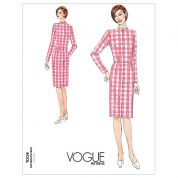 Vogue Ladies Easy Sewing Pattern 1004 Dress Fitting Shell