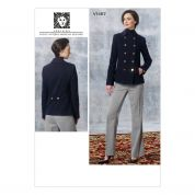 Vogue Ladies Sewing Pattern 1467 Smart Jacket & Trouser Pants