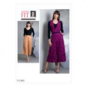 Vogue Sewing Pattern 1580