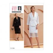 Vogue Sewing Pattern 1590
