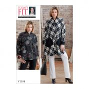 Vogue Sewing Pattern 1598