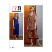 Vogue Sewing Pattern 1611
