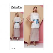 Vogue Sewing Pattern 1628