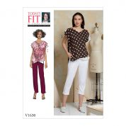 Vogue Sewing Pattern 1630