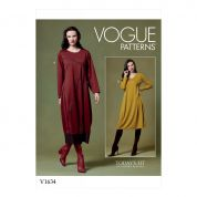 Vogue Sewing Pattern 1634