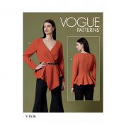 Vogue Sewing Pattern 1636