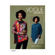 Vogue Sewing Pattern 1637