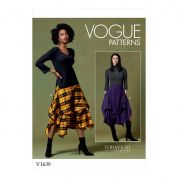 Vogue Sewing Pattern 1639