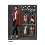 Vogue Sewing Pattern 1643
