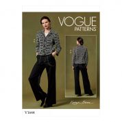 Vogue Sewing Pattern 1644