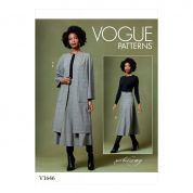 Vogue Sewing Pattern 1646