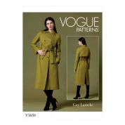Vogue Sewing Pattern 1650