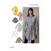 Vogue Sewing Pattern 9299