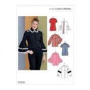 Vogue Sewing Pattern 9331