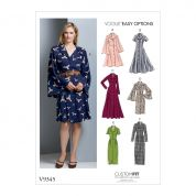 Vogue Sewing Pattern 9345