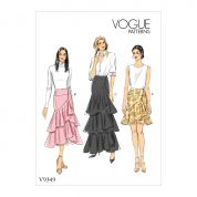 Vogue Sewing Pattern 9349