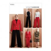 Vogue Sewing Pattern 9351