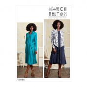 Vogue Sewing Pattern 9358