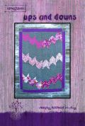 Villa Rosa Ups And Downs Quilt Postcard Quilting Pattern