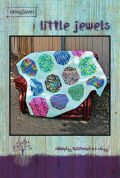 Villa Rosa Little Jewels Quilt Postcard Quilting Pattern