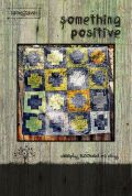 Villa Rosa Something Positive Quilt Postcard Quilting Pattern