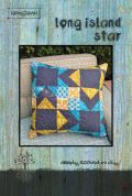 Villa Rosa Long Island Star Cushion Postcard Quilting Pattern