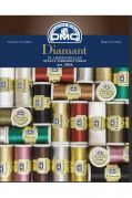 DMC Diamant Thread Shade Card