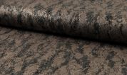 Bengaline Stretch Suiting Fabric  Brown