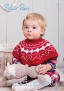 Peter Pan Merino Baby 367 Knitting Pattern Book  DK