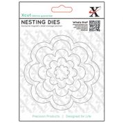 DoCrafts XCut Nesting Dies Bloom
