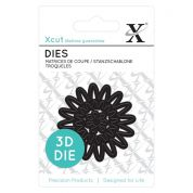DoCrafts XCut Mini Die 3D Flower