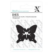DoCrafts XCut Mini Die Butterfly