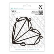 DoCrafts XCut Dies Decorative Star