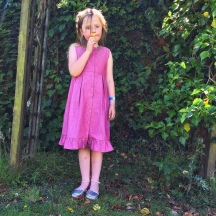 A Shirtdress Fit For My Princess! New Look 6884