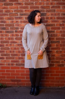 Autumn Apple Coco Dress
