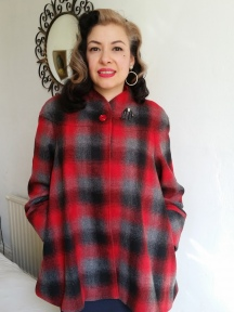 Butterick 5298 and the Tartan Challenge