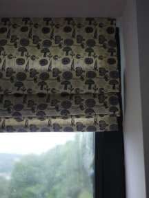 Camelot Cookin' Fabric Kitchen Blind