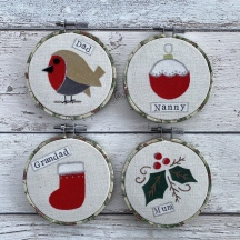 Christmas Remembrance Ornaments
