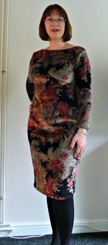 Cosy Burda Dress