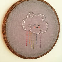 Embroidery Wall Hanging