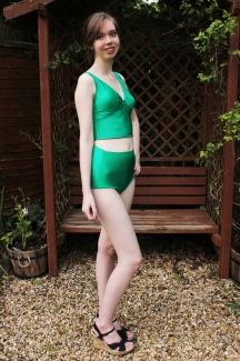 Emerald Swimsuit