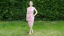 Flamingo Fun Etta Dress