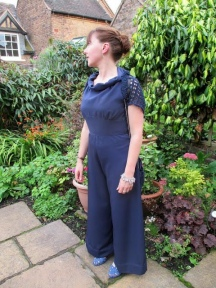 Jumpsuit Evening Outfit