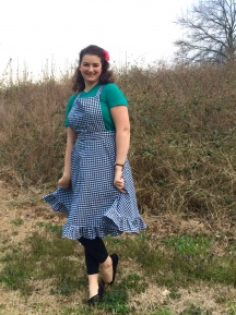 Kwik Sew Jumper Dress