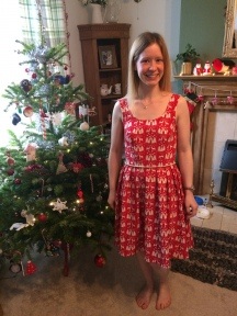 Lilou Scandi Christmas Dress