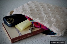Luxe Travel Pouch