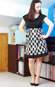 Maggie London 5456 Dress