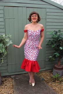 McCall's 7835 Party Dress