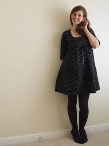 My Autumn Pariseene Style Chic Day Dress