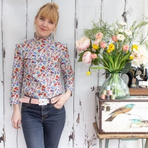 My Liberty of London Bloomsbury Blouse
